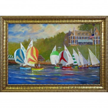 Regatta at Newport