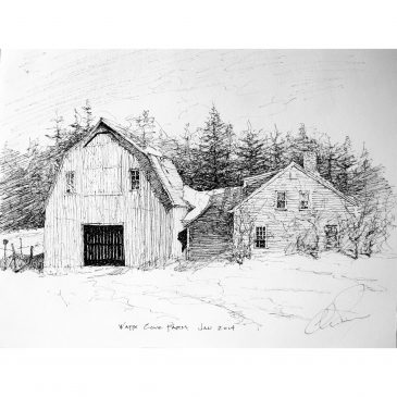 WATTS FARM SKETCH